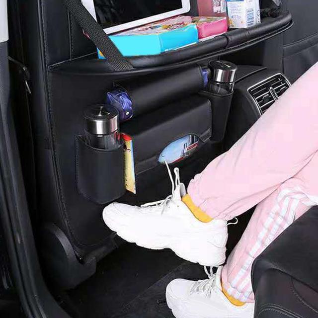 автомобильный мульти карманный сиденье подвесная сумка органайзер фотография