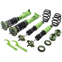 Free shipping on Asia Coilover Struts  Suspension Strut Kit for BMW 3 Series E36 Compact 316is 318i 1991–1998