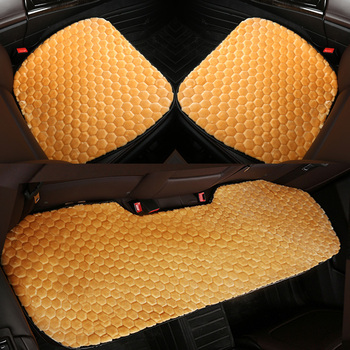 Car Seat Covers Set Universal Auto Seat Cushion Car Accessories for Subaru Forester 2009 Tribeca Front Rear Car Cushion Mat Pad