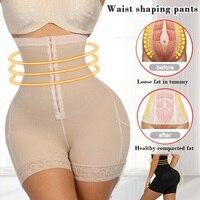 Plus Size New Style High Waist Shapewear Body Shaper Slim Leggings Butt Lift Underwear Panty Lifter