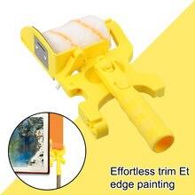 Для домашних настенных потолков очищающая краска edger ролик