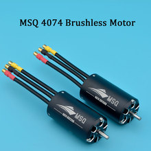High Speed Good Quality  MSQ 4074 Brushless Motor 1500KV  2200KV Brushless Motor 4 Poles For RC Marine Boats