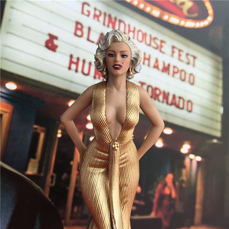 Garage Kid 16c Action Figure Marilyn Monroe Doll Loose Toy PVC Figure Model Decorative Toy For Gifts