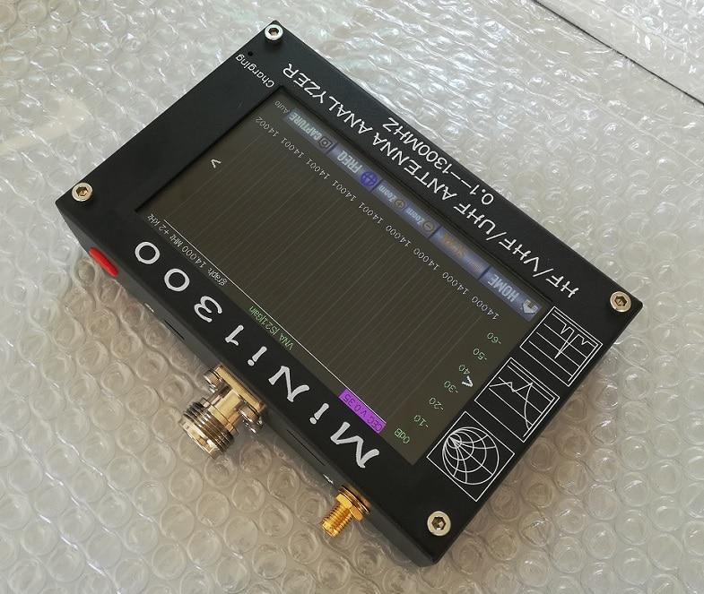 MINI1300 Full Band Touchscreen Vector VNA Antenna Analyzer