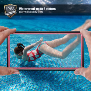 Image 2 - IP68 Waterproof Case For Samsung Note 10 10Plus Case Underwater Diving Swim Proof Dustproof Full Cover For Samsung Note 10+ Case