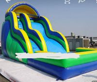 inflatable water slide in slide Inflatable water pool slide inflatable bouncer bouncers for kids