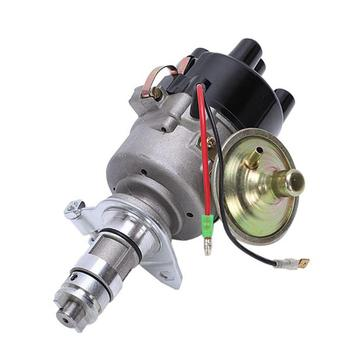Electronic Distributor Power Spark 45d Sports For Mini MGB Austin Triumph For Lucas 45 4 Cylinder Engine Parts Vehicle With Wire