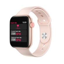 T5 relógio smartwatch, pulseira inteligente, para android, ios, eletrônica, monitoramento de atividades esportivas, a prova d água ip67, monitor cardíaco