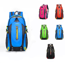 New Waterproof Hiking Backpacks Outdoor Sports 40L Camping Climbing Bag For Women Or Men