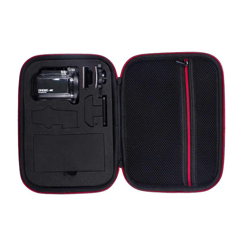 Dérive Action caméra sac de rangement de protection sac de voyage étui de transport étanche et Anti chute caméra accessoires pour fantôme 4 K/X/XL