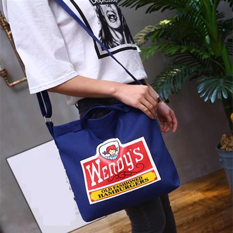 حقائب يد نسائية جديدة غير رسمية ذات كتف عتيق حقائب يد نسائية بحروف قماشية حقائب يد نسائية