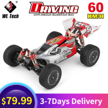 Wltoys XKS 144001 1/14 RC Car 60Km/h High Speed RC