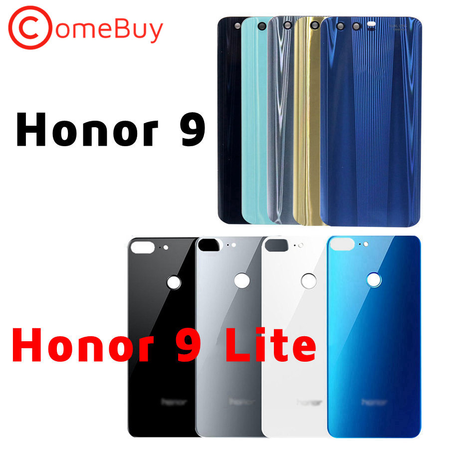 Housing-Case-Panel Battery-Cover Back-Glass Door Lite Huawei Honor Glass-Cover-Replacement