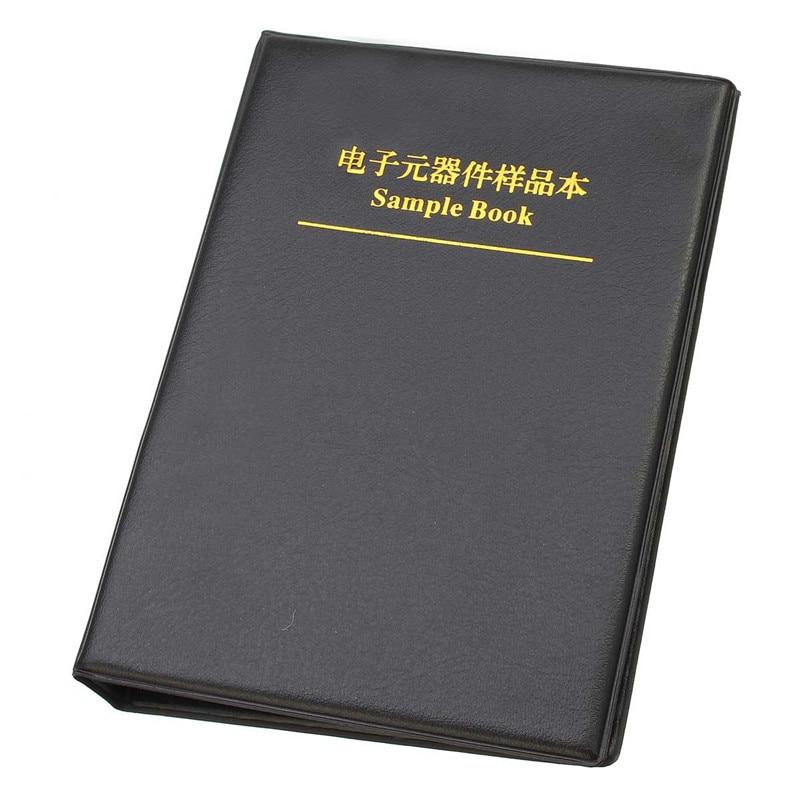 Электронные компоненты 0402/0603/0805/1206, резистор, конденсатор, индуктор, пустые компоненты SMD, пустой образец