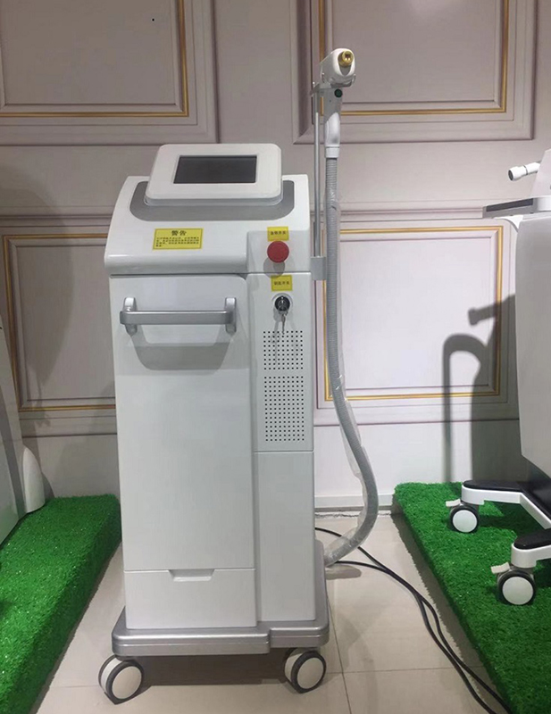 Newest 808nm Hair Removal Machine Home Use For Hair Removal & Skin Rejuvenation