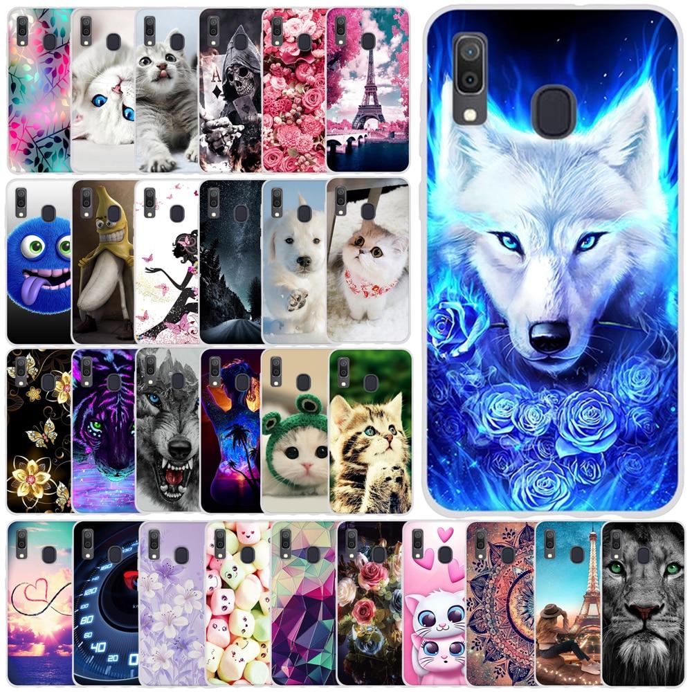 Case For Samsung Galaxy A20 A20e A20s Case 2019 Silicone Soft TPU Back Cover For Samsung A20E A 20E A20 Phone Cases Coque Fundas
