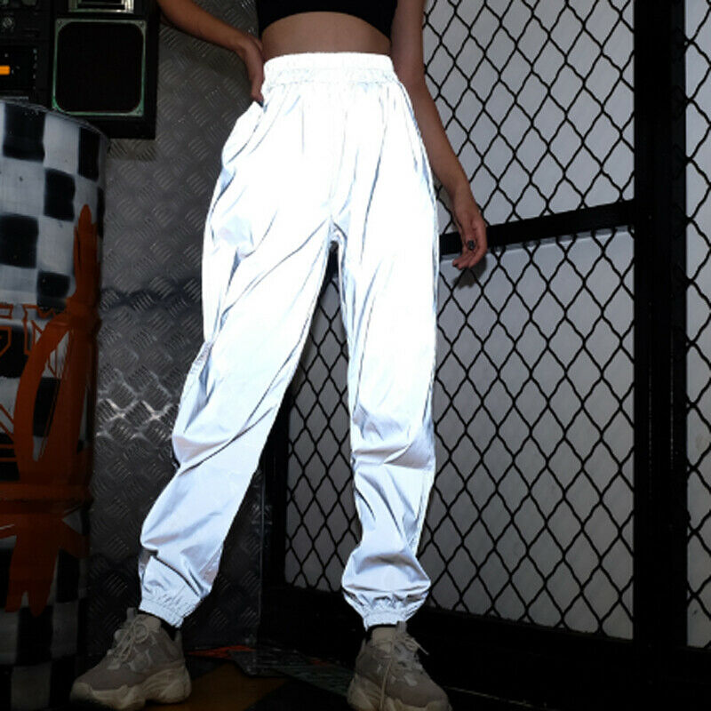 2020 Women Leggings Fitness Pants Sports Sportswear Glow In The Dark Trousers Fashion Cool
