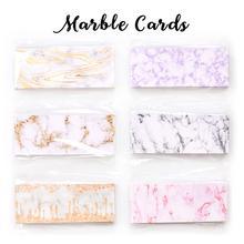 50 шт мраморная фоновая бумага для раздвижных чехлов розовая мраморная карточная доска, которая должна быть помещена внутри раздвижного чехла