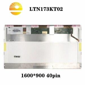 LP173WD1 TLG1 N173O6-L02 LTN173KT02 B173RW01 V.3 B173RW01 V.4 LTN173KT01 Pancel Tela Do Laptop Lcd LVDS 40 pinos