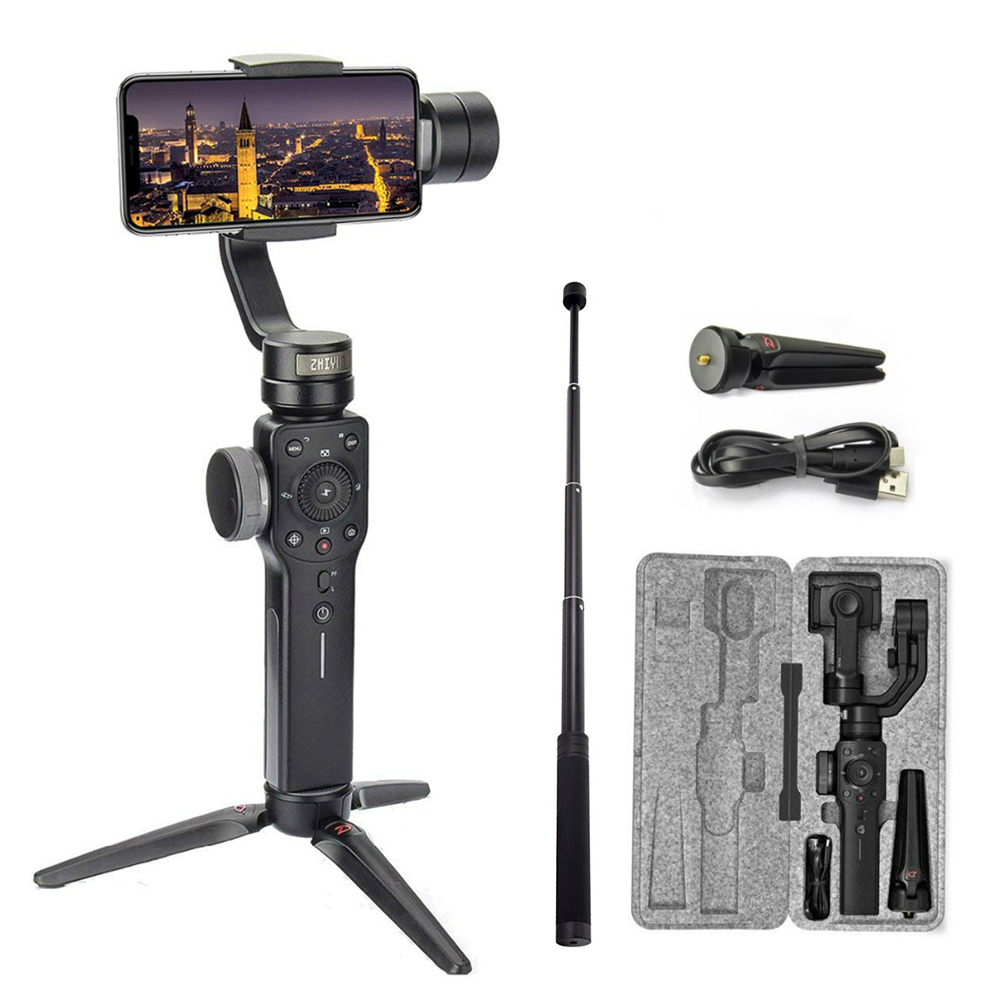 Zhiyun Smooth 4 3 Axis Handheld Gimbal Stabilizer Smartphone Gimbal For Android Smartphone Action Camera
