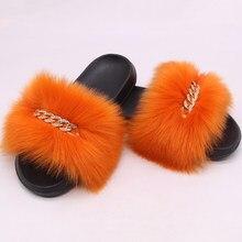 2021 New Faux Plush Flip Shoes Summer Furry Indoor Sandals Imitation Raccoon Fur Sandals Luxury Slippers Flip Flops Plush TX-028