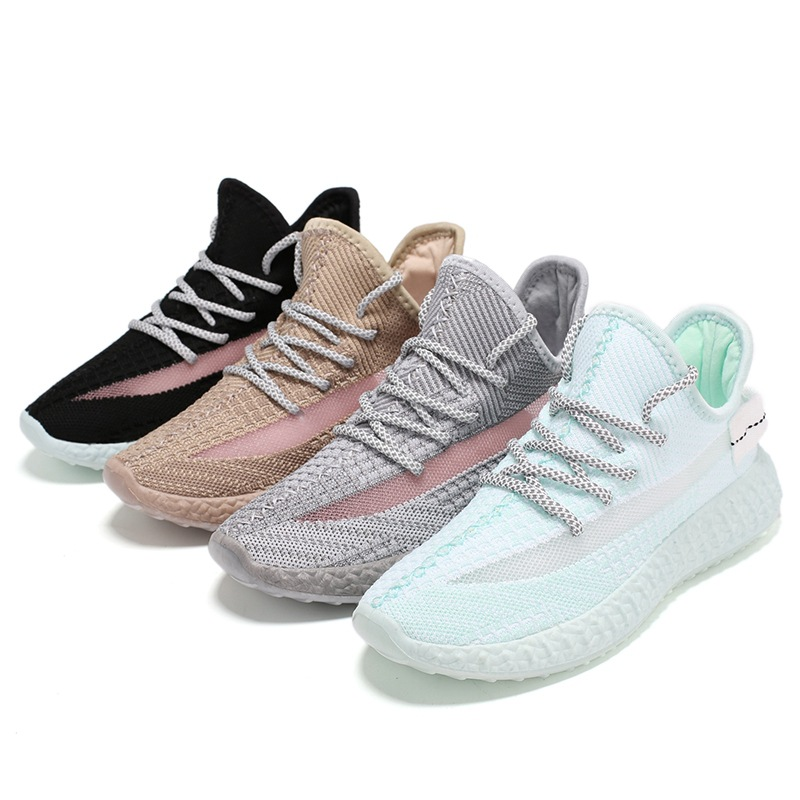 2020 New Arrival Breathable Women Sneakers Designer Mesh Air Light Casual Shoes Comfort Lace Up Woman Running Shoe 3h48