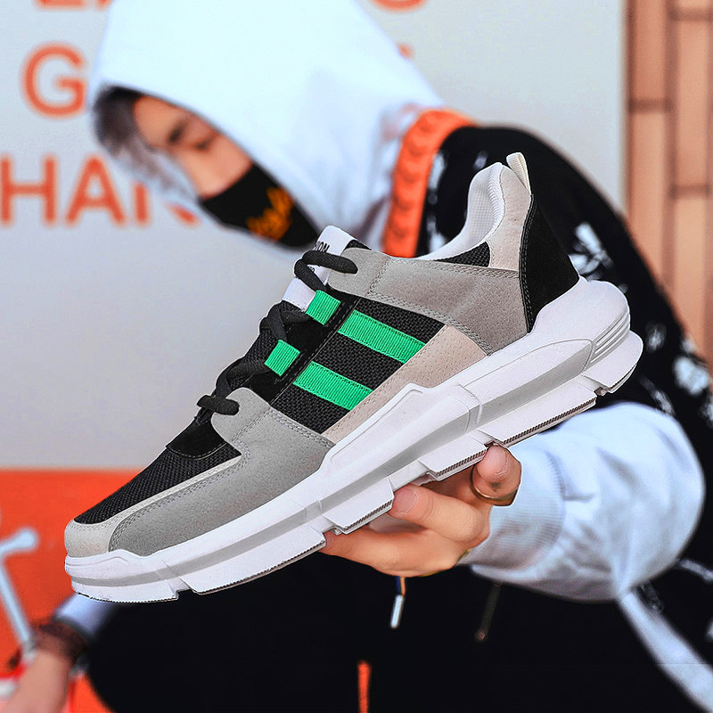 2020 New Outdoor Men Free Running For Men Jogging Walking Sports Shoes High-quality Lace-up Athletic Breathable Blade Sneakers