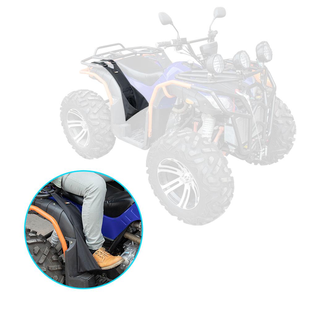 ATV Footrest Rear Passenger Foot Peg for Rear Passengers by KEMIMOTO