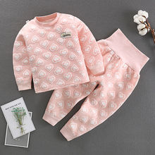 Kids Clothing Baby Girls Clothes Sets Spring Autumn Girls Sport Suits Long Sleeve Shirt+Pants Children Clothing Set Teenager Sui
