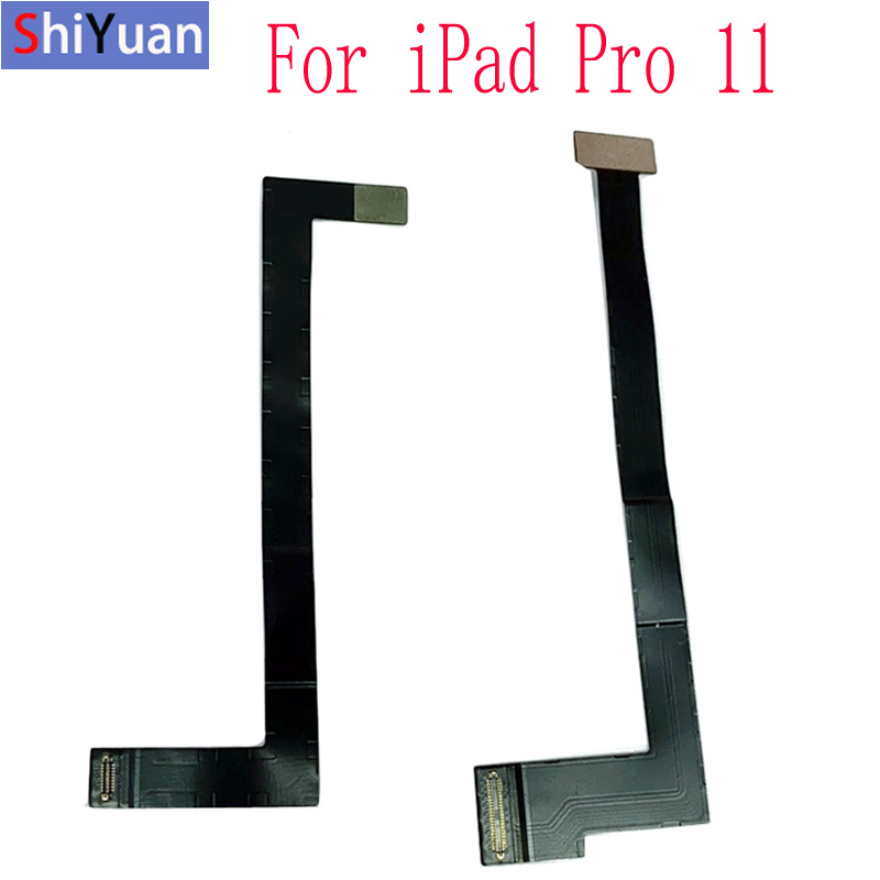 Original  LCD  Screen Connecting Line Flex For iPad Pro 11 2018 A2013 A1980 LCD Mainboard Conector Cable Flex
