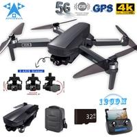 Dron SG908 con GPS, 4K, HD, 3 ejes, cardán, cámara Profesional, fotografía aérea, RC, Quadcopter plegable, helicóptero FPV, novedad de 2021