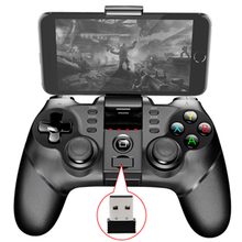 Get more info on the PG-9076 Bluetooth Gamepad Joystick for PlayStation3 Controller with Holder for Android/ iOS/ Windows Smartphone Tablet PC