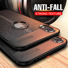 Ultra Thin Soft Silicone Case For IPhone X  XS Max XR Phone Case Full Cover For IPhone XS MAX XR X TPU Shockproof Back Cases