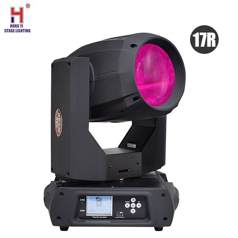 Moving Head Beam Light 350W 7R Gobo Effect Light Professional Dj Bar Stage Machine DMX512 Light LED Beam Moving Head