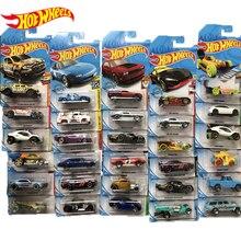 Hot Wheels, маленький горячий спортивный автомобиль, сплав, автомобиль для детей, игрушки для мальчиков, модель автомобиля, украшение на день рождения, Детская награда, игрушки для мальчиков 4 года, C4982 9K