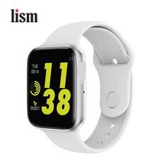 Iwo 8 Plus/ecg ppg smart watch Band men Heart Rate iwo 9 smartwatch /iwo 10 Smart Watch for women/men 2019 Apple IOS