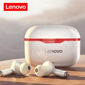 Original Lenovo LP1 TWS Wireless Earphones Bluetooth 5.0 Dual Stereo Noise Reduction Bass Touch Control Long Standby 300mAH