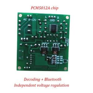 Image 3 - Lusya Csr 8675 Bluetooth 5.0 modulo di ricezione Audio PCM5102A modulo di decodifica DAC supporto scheda APTX HD o LDAC T1310
