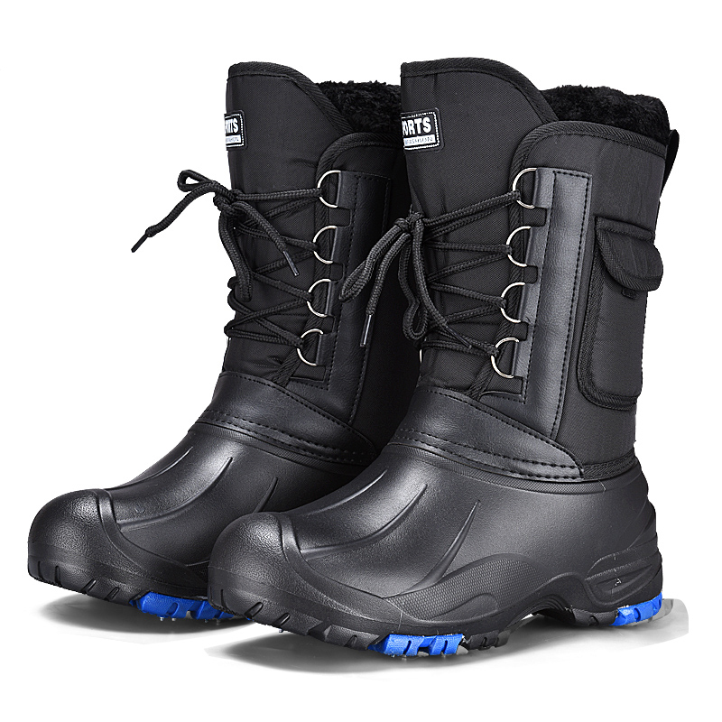 Outdoor Winter Snow Fishing Boots