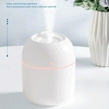 Portable 220ml Mini Water Drop Humidifier USB Air Diffuser Fogger Mist Maker Spr