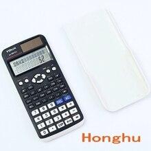 Scientific Calculator Mathematics 991EX School-Undergraduate 2line-Display Digital NEW