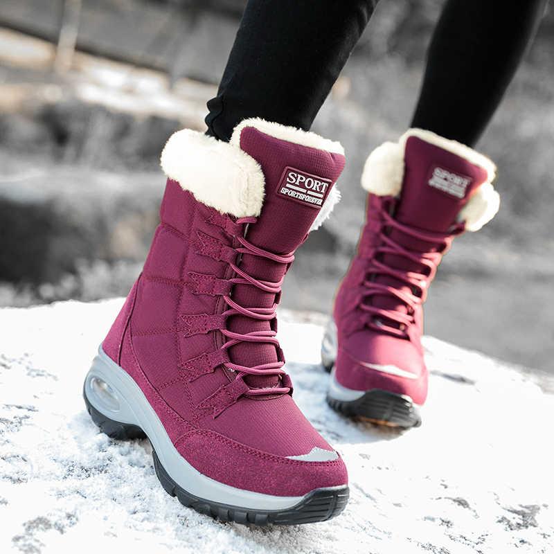 Outdoor Hiking Shoes Women Waterproof