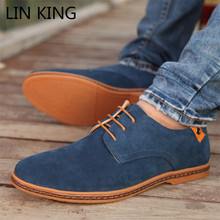 Men Shoes Spring Oxfords Breathable Casual Fashion Autumn KING Lace-Up LIN Low-Top Zapatillas