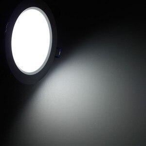 Image 5 - 1pcs 5w 7w 9w 12w 15w ניתן לעמעום ללא נהג עמיד למים LED תקרת Downlights אור 110V 220V LED Downlight מנורת עבור בית/מקורה