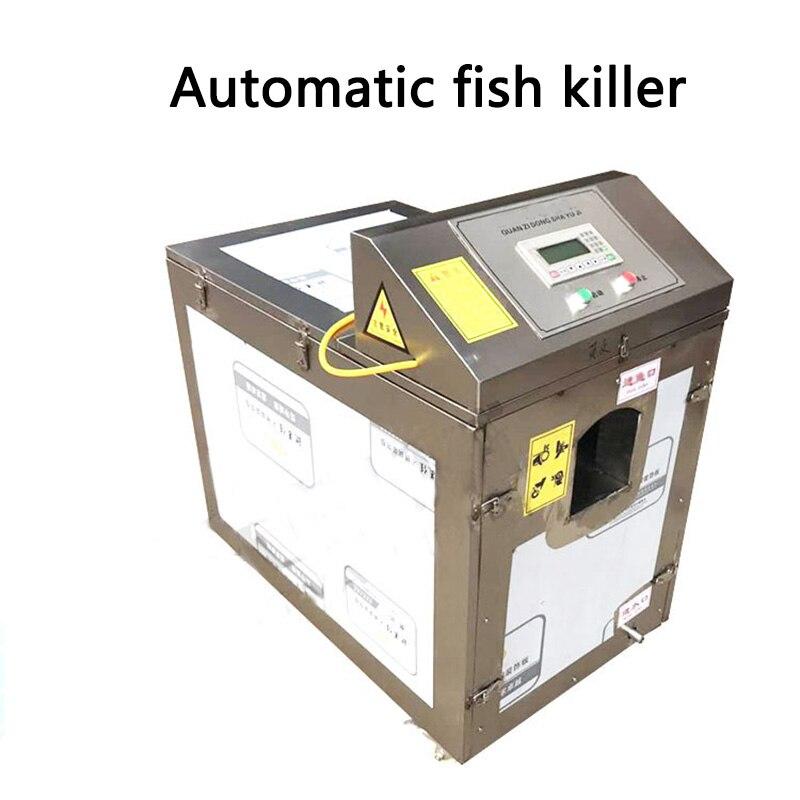 XZ-028 商業魚殺人マシン自動魚キラー機削除スケール、内臓とオープン腹 1 つのマシン 220v
