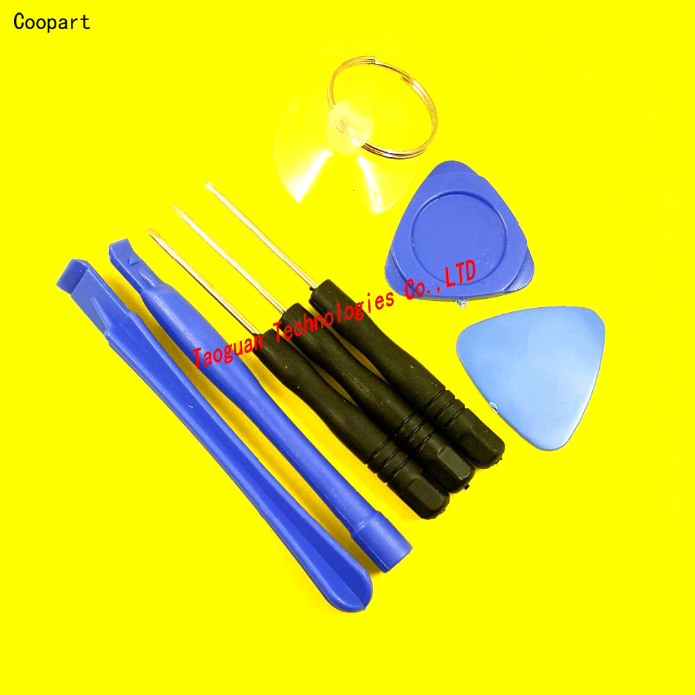 8 In 1 Repair Tools Kit Screwdriver Opening Pry Set Kits For Samsung Huawei Honor Xiaomi Redmi Meizu Meilan ZTE Oppo LG