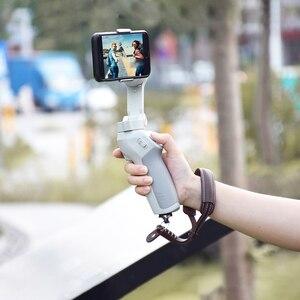Image 4 - Strap Lanyard Wrist Belt for DJI OM 4 OSMO Mobile 3 2 Zhiyun Smooth 4 Feiyun Handheld Gimbal Stabilizer Holder Protector Mount