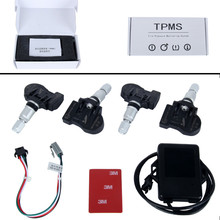 TPMS01 Car Auto TPMS Tire Pressure Monitoring System for our Android Units