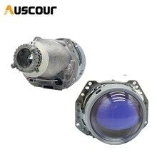 3.0 polegadas h4 hella 5 bixenon, retrofit, farol de carro, adequado para d2s d2h, kit de xenon, montagem de lâmpada de carro lâmpada de farol modify