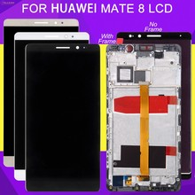 HH Mate 8 Display Für HuaWei Mate 8 LCD Mit Touch Screen Digitizer Montage Ersatz Mate8 NXT L29 Display Bildschirm mit Werkzeuge(China)